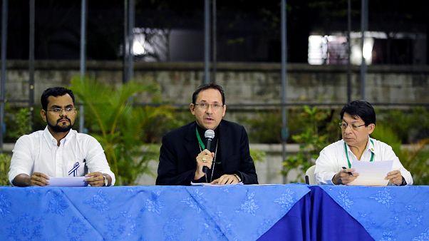 """Gobierno y oposición acuerdan una """"Hoja de Ruta"""" para la reconciliación nacional en Nicaragua"""