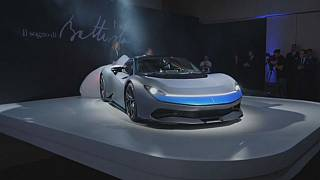 Pininfarina Battista: elettrica, ma una delle auto più veloci al mondo