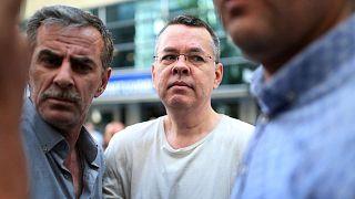 BM Keyfi Tutukluluk Raporu: Rahip Brunson kimliği ve inancı nedeniyle hedef oldu