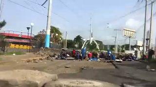 """Governo e oposição """"alinhados"""" para retomar negociações na Nicarágua"""