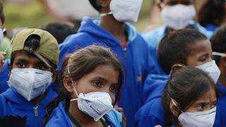 Dünya'nın hava kalitesi karnesi: Her 10 kişiden 9'u kirli hava soluyor