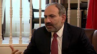 Никол Пашинян: Армения авторитарной не будет