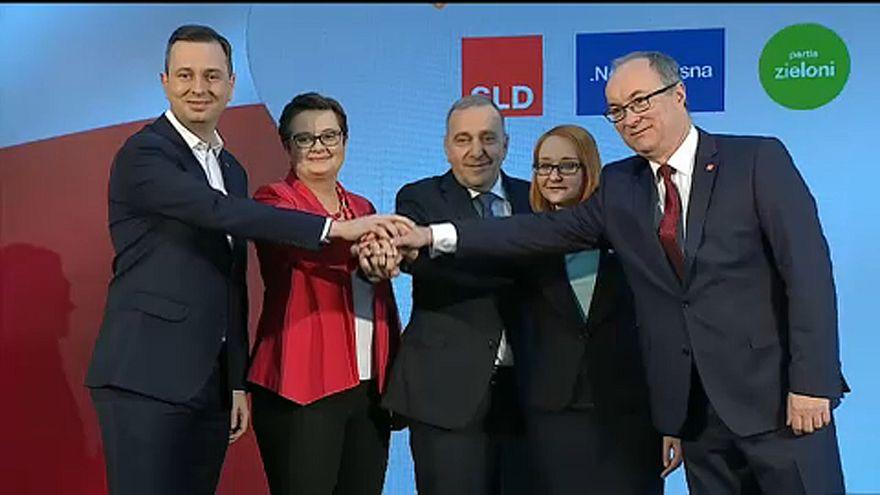 Europawahl: Pro-EU-Koalition in Polen vorn