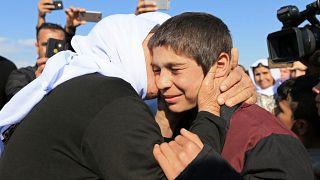 Jesidischer Junge kehrt nach IS-Gefangenschaft nach Hause zurück