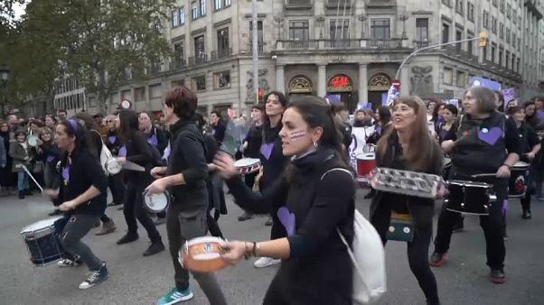 "Huelga feminista en España: ""Se espera un seguimiento del 75%"""