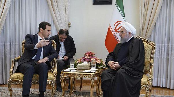 قاآنی: سپاه قدس بشار اسد را به تهران آورد