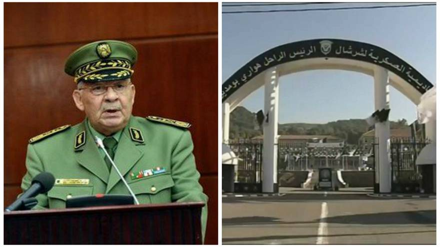 رئيس الأركان الجزائري: المظاهرات تهدد أمن البلاد ولن نسمح بعودة سنوات الجمر