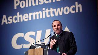Alman siyasetçi Weber: AB Komisyonu başkanı seçilirsem Türkiye ile müzakereleri keseceğim