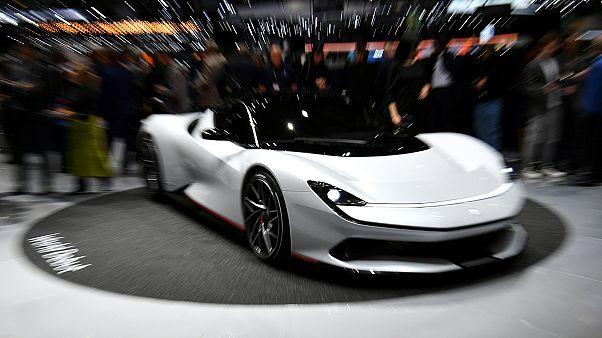 Pininfarina Battista: Το πιο γρήγορο αυτοκίνητο του κόσμου;