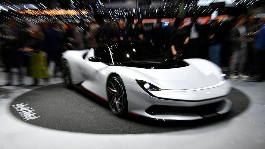 Pininfarina Battista  Το πιο γρήγορο αυτοκίνητο του κόσμου   5419472a2b7