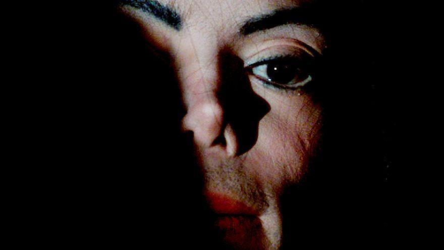 Michael Jackson à Oxford, Angleterre, le 6 mars 2001.