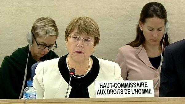 """ООН встала на защиту """"жёлтых жилетов"""""""