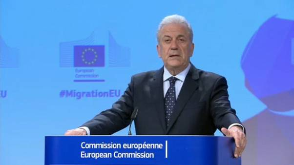 Ελλάδα: Μείωση του αριθμού αφίξεων προσφύγων
