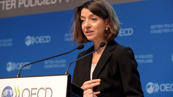 В Европе ожидается спад экономики - ОЭСР