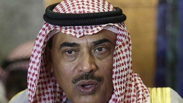 وزير الخارجية الكويتي صباح الخالد الصباح