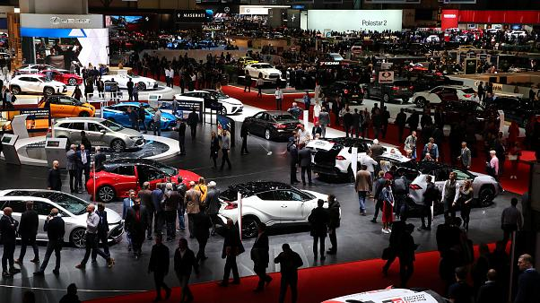 Salon de l'auto de Genève : tour d'horizon de l'innovation