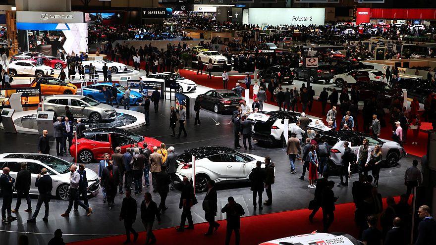 Умные автомобили и инновационные решения будущего в Женеве