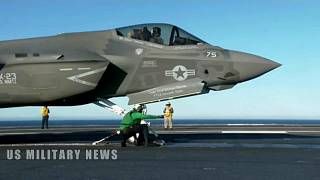 Már a haditengerészet is F-35-ösöket használ