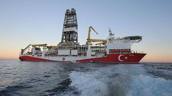 Güney Kıbrıs, Türkiye'yi adada sondaj yaptığı gerekçesiyle BM'ye şikayet etti