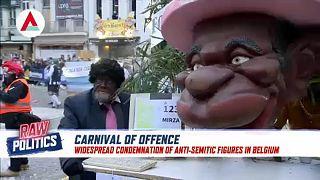 Parade politics: Are Flemish carnivals offensive or satire?︱Raw Politics