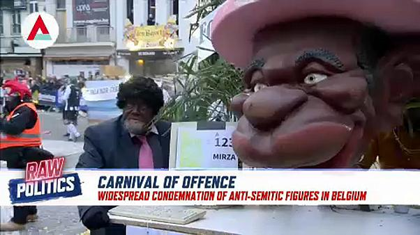 Parade politics: Are Flemish carnivals offensive or satire?︱Raw Politics
