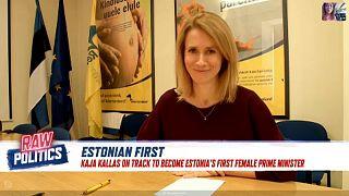Estonia's new PM? Interview with Kaja Kallas︱Raw Politics