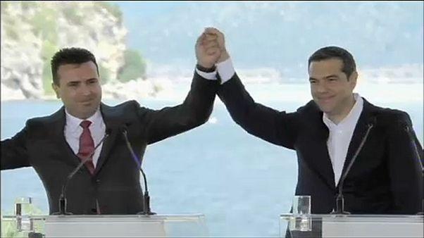 Ευρωπαίοι Σοσιαλιστές: Εκστρατεία υπογραφών υπέρ Τσίπρα- Ζάεφ