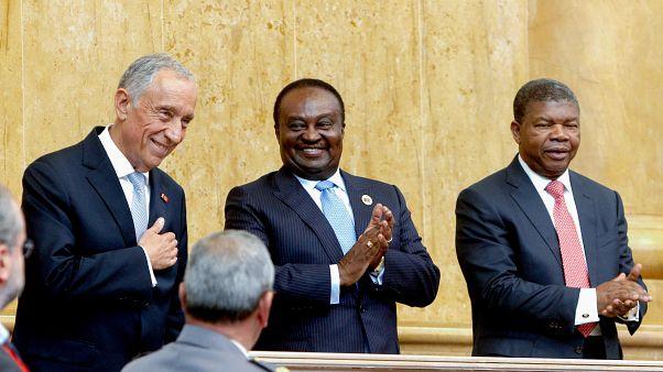 """""""Dois terços da dívida angolana estão a ser pagos"""""""