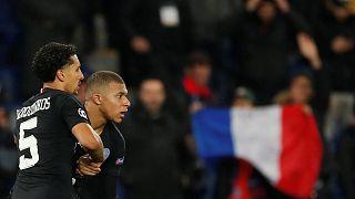 Schock-Aus für Paris St. Germain nach 1 : 3 gegen ManU