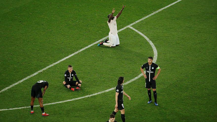 Manchester United çeyrek final biletini 90+4'te kaptı: 1-3