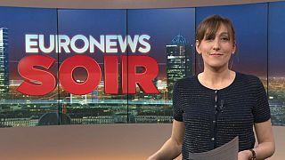 Euronews soir : l'essentiel de l'actualité du 6 mars 2019