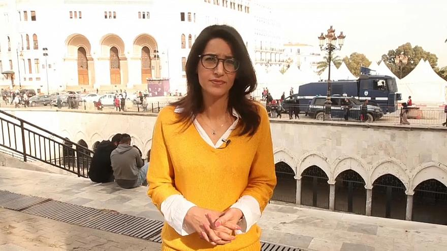 مراسلة يورونيوز في الجزائر العاصمة زينب بن زيطة