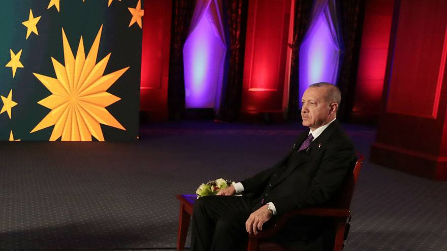 Erdoğan: S-400 konusunda işi bitirdik, geri dönüşümüz asla olmaz