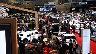 89th Geneva International Motor Show in Geneva, Switzerland