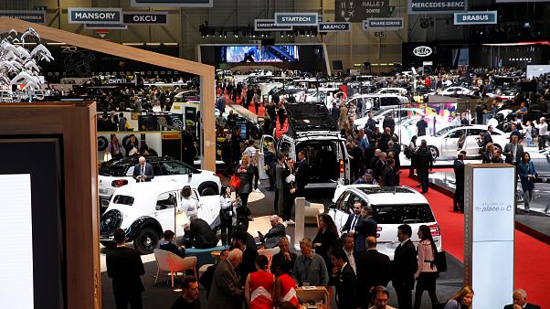 89th Geneva International Motor Show in Geneva, Switzerland