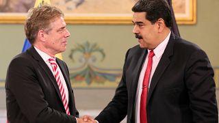 L'ambassadeur allemand expulsé par Nicolas Maduro