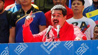 Βενεζουέλα: Την απέλαση του Γερμανού πρέσβη ζήτησε ο Μαδούρο