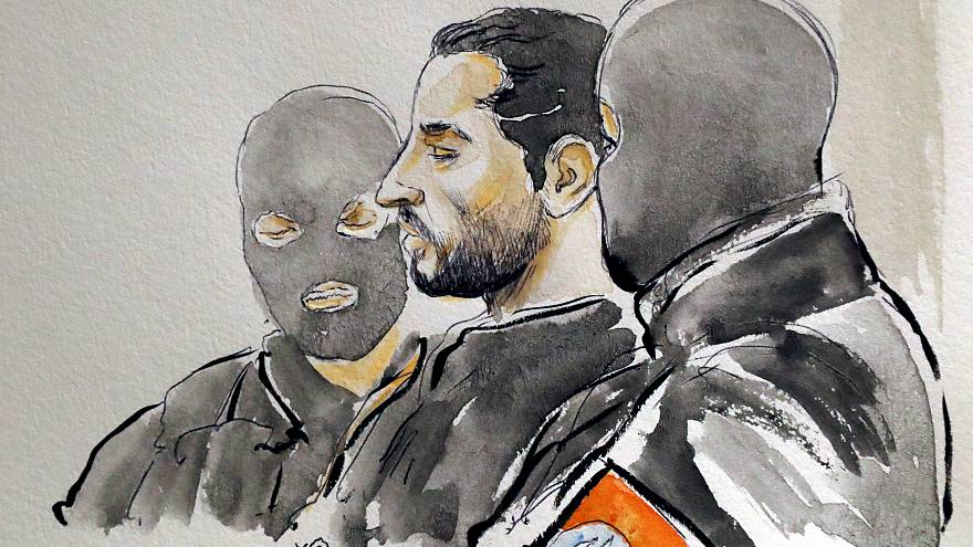 Tuerie du musée juif de Bruxelles : Nemmouche condamné à la prison à vie
