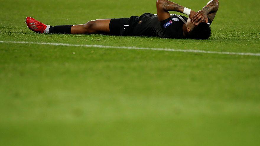 Ligue des champions : le PSG pleure, Manchester exulte