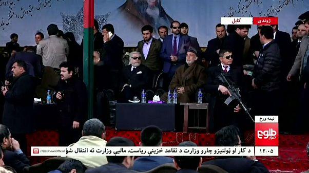 انفجار در نزدیکی محل گردهمآیی سیاستمداران در کابل