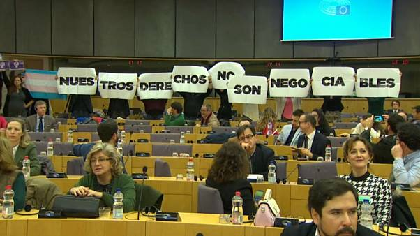 Right wing VOX party already ruffling feathers at the European Parliament