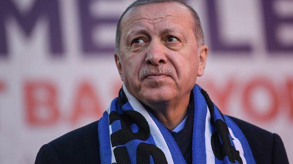 «Χτύπημα» Ερντογάν σε Ιμάμογλου μέσω Άλωσης κι Ελλάδας
