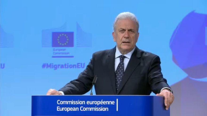 Brüssel: Europas Migrationskrise ist vorbei