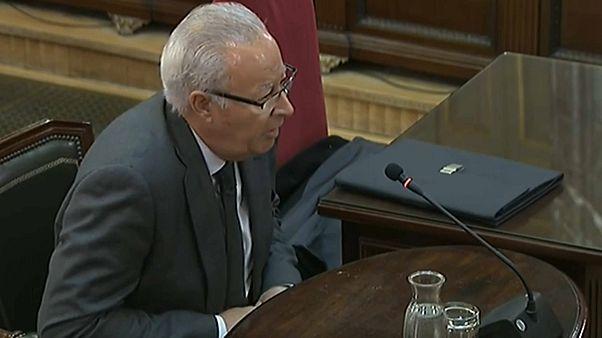 """Denuncian la pasividad de los Mossos el 1-O en el juicio contra los líderes del """"procés"""""""