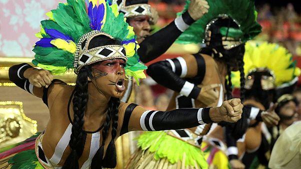 Βραζιλία: Καρναβάλι με πολιτική χροιά