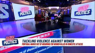 Raw Politics in full: Violence against women, Ukraine-Russia tensions, Brexit latest