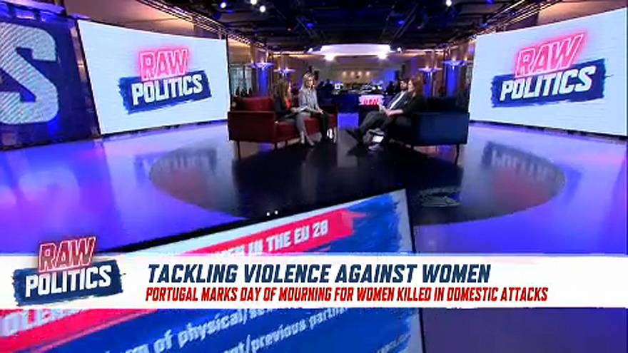 Raw Politics in full: Violence against women, Ukraine-Russia tensions, Brexit latest