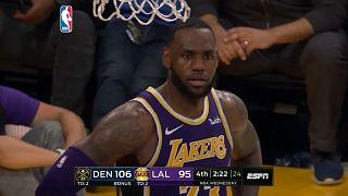 NBA-Star LeBron James überholt sein Idol Michael Jordan