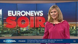 Euronews Soir : l'essentiel de l'actualité du 7 mars