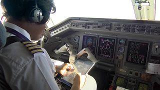 Admira António é a primeira piloto de Moçambique